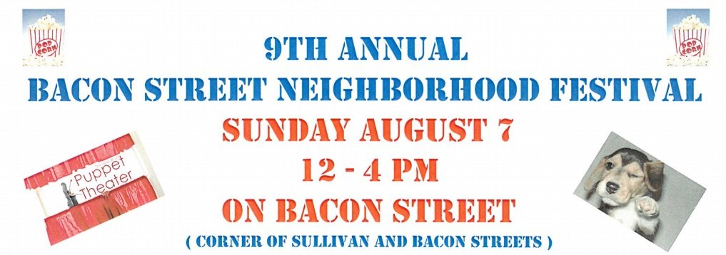 Bacon Street screen